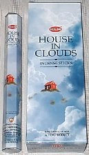 Hem House in Clouds - Mountain View Candle Works