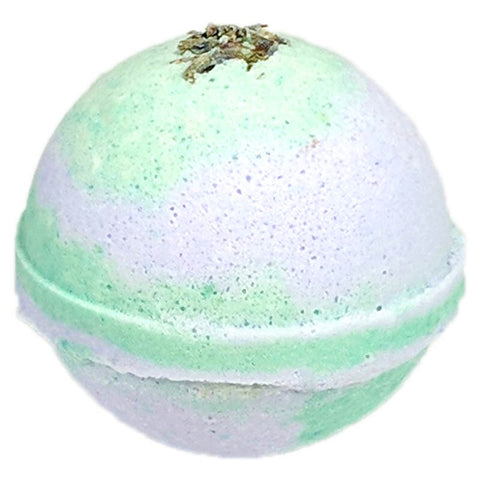 Cucumber Lavender bath bomb - Mountain View Candle Works