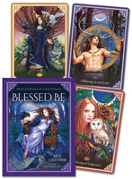 Blessed be Tarot - Mountain View Candle Works