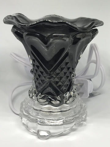 Black Heart Fragrance Lamp
