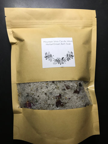 Herbal Dream Bath Soak