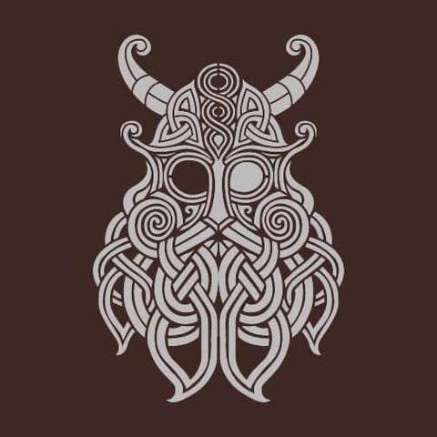 Viking Decal