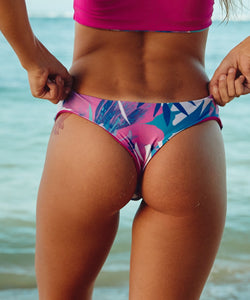 Bali Thong Bottom - Tropics / Punch