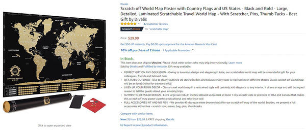 buy scratch off map of the world, buy scratch off map, buy peel off world map, purchase scratch map, order scratch off map