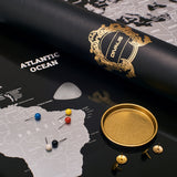 Searching for silver and gold scratch off world map to buy? Purchase black scratchable world map her. Discounted scratch off world maps - black or silver