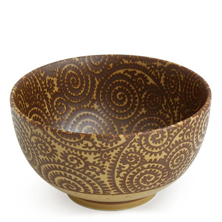 Sepia Ceramic Bowl