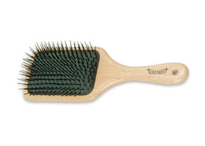 Krembs #2000 Large Nylon Bristle Paddle Brush
