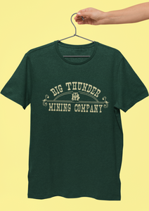 Unisex Big Thunder Mountain Mining Co T-Shirt