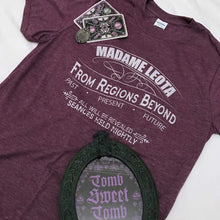 Disney Inspired Haunted Mansion Madame Leota Unisex T-Shirt