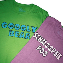 Disney Pixar inspired Monsters Inc Googly Bear and Schmoopsie Poo T-Shirt