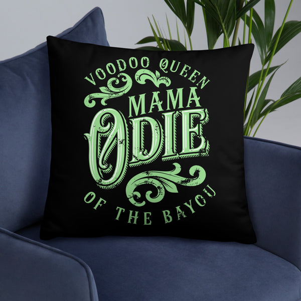 Voodoo Queen Pillow