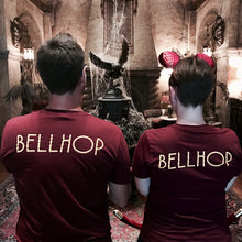 Hollywood Tower Hotel Bellhop