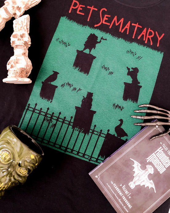 Haunted Mansion Pet Sematary