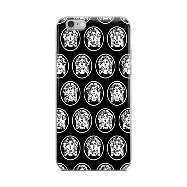 Madame Leota Pattern iPhone Case