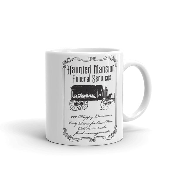 Haunted Mansion Funeral Services