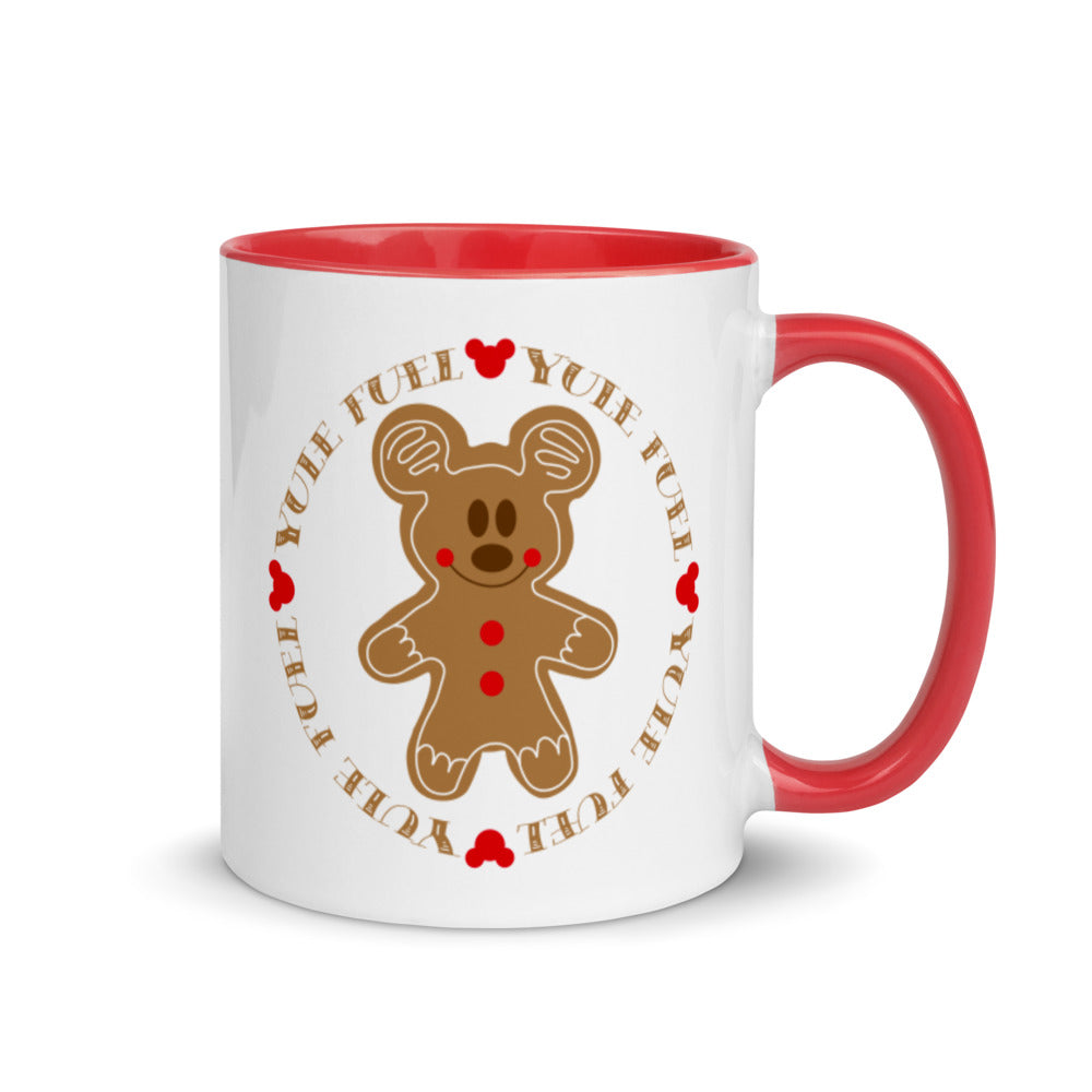 Yule Fuel Christmas Mug