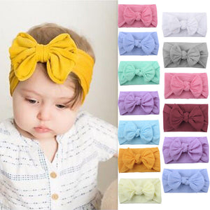 Bow Knotted Headbands