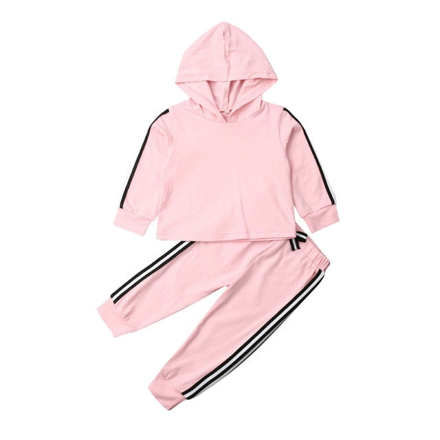 Pinked Out Tracksuit