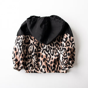 Cheetah Windbreaker