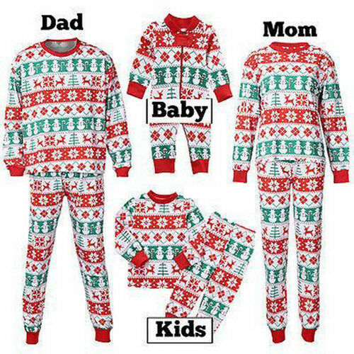 Snow Flake Holiday PJ