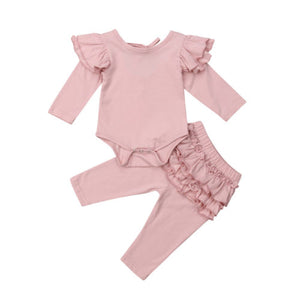 Dusty Rose Set