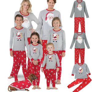 Santa Claus Holiday PJs