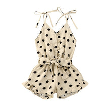 Dotted Romper