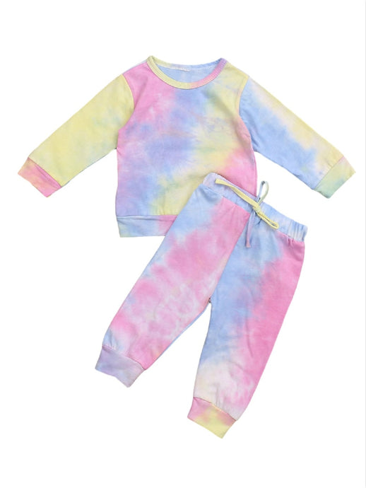 Cotton Candy TieDye Set