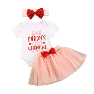 Daddys Little Valentine
