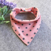 Small Star Bandana Bib