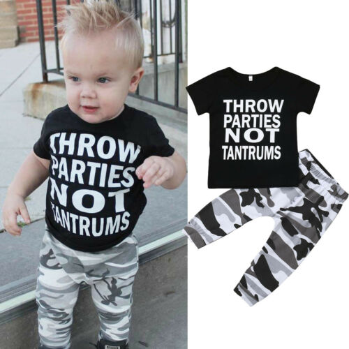 Throw Parties , Not Tantrums