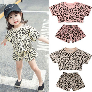 Cheetahs - Crop Top