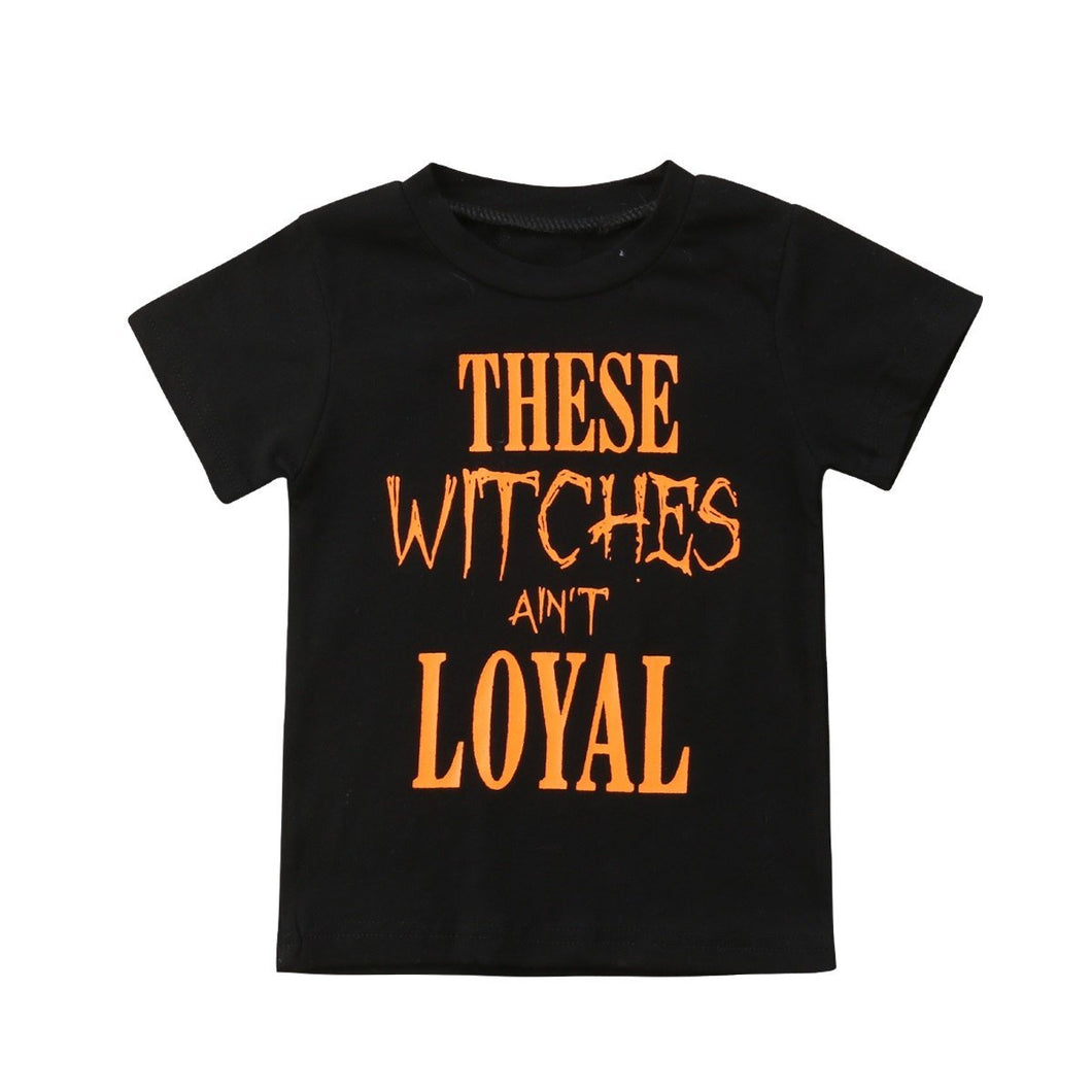 Witches Aint Loyal