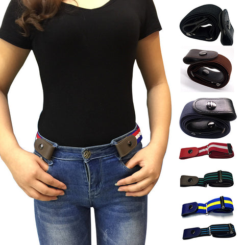 Buckle-Free Stretch Belt