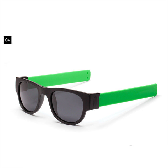 Unisex Folding Wristband Polarized  Sunglasses with 30% OFF & REDUCED SHIPPING