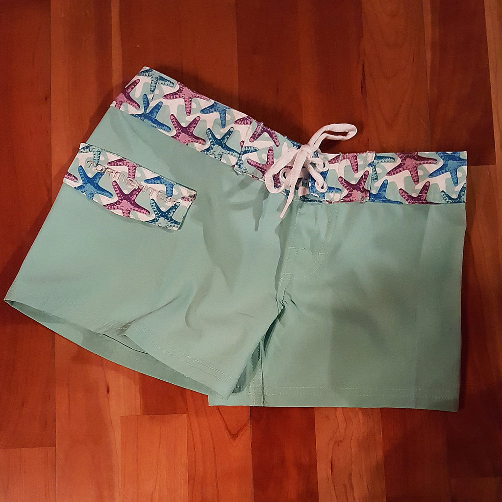 "3 1/2"" Ladies Board Shorts by Tormenter - Smilin' Jake's Casual Apparel"