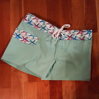"3 1/2"" Ladies Board Shorts by Tormenter"