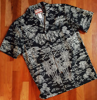Pencil Sketch Hawaiian Shirt by RJC