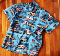 Men's Aloha Shirt HighSeas Trading Co. - Smilin' Jake's Casual Apparel