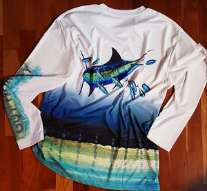 Performance Guy Harvey - Smilin' Jake's Casual Apparel