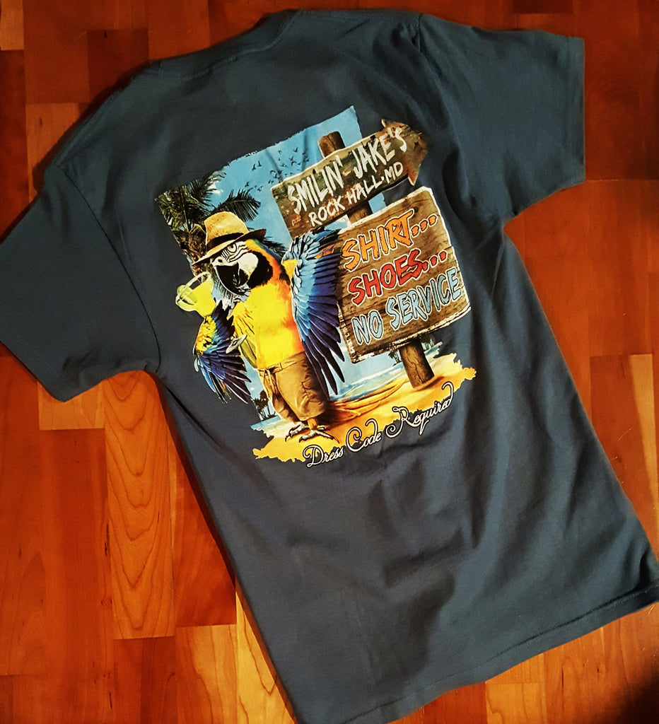 Tee Shirts Duck Co - Smilin' Jake's Casual Apparel