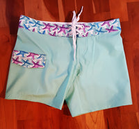 "6"" Ladies Board Shorts by Tormenter"