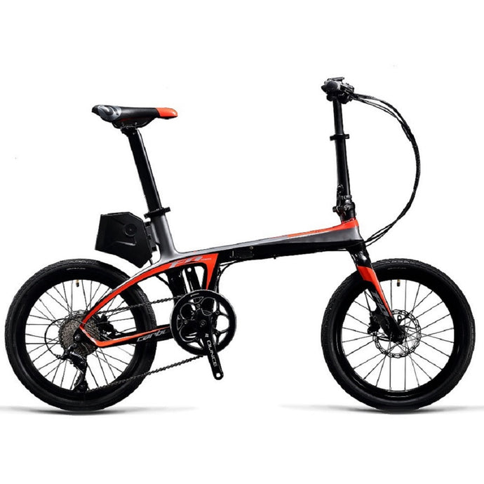 Enabel eBIKE 20R - REAR motor FOLDING