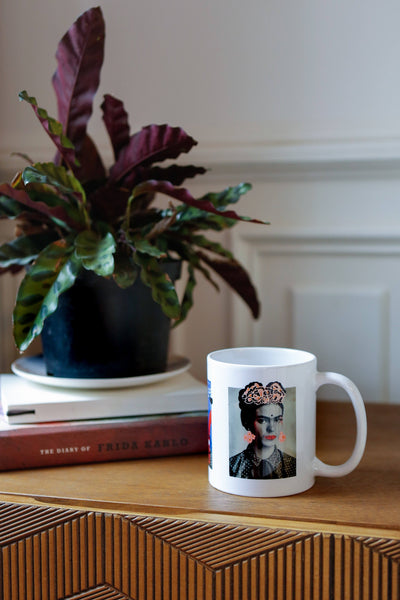 Crushmode Frida Series Mug 11oz -  - FRIDA VIBES
