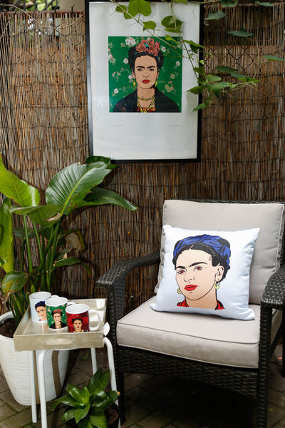 Frida Knows Best Mug -  - FRIDA VIBES