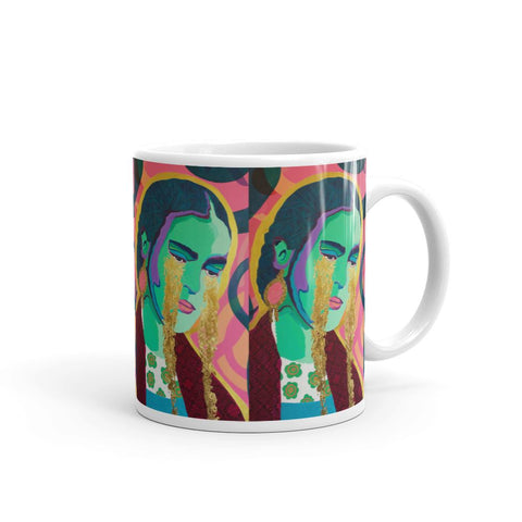 Come Forth as Gold Mug -  - FRIDA VIBES