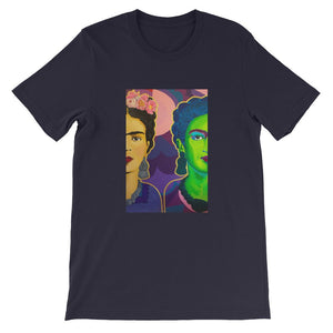Frida Split in Two Premium T-Shirt -  - FRIDA VIBES