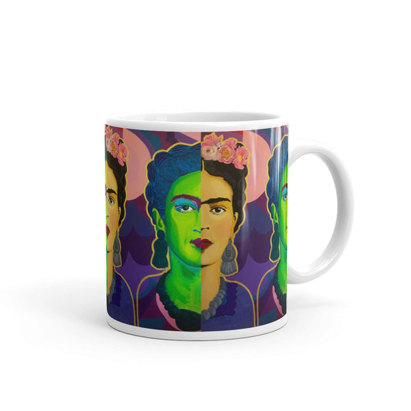 Frida Split in Two Mug -  - FRIDA VIBES