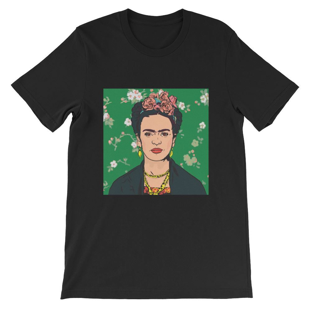 Frida's Legacy Art T-Shirt -  - FRIDA VIBES