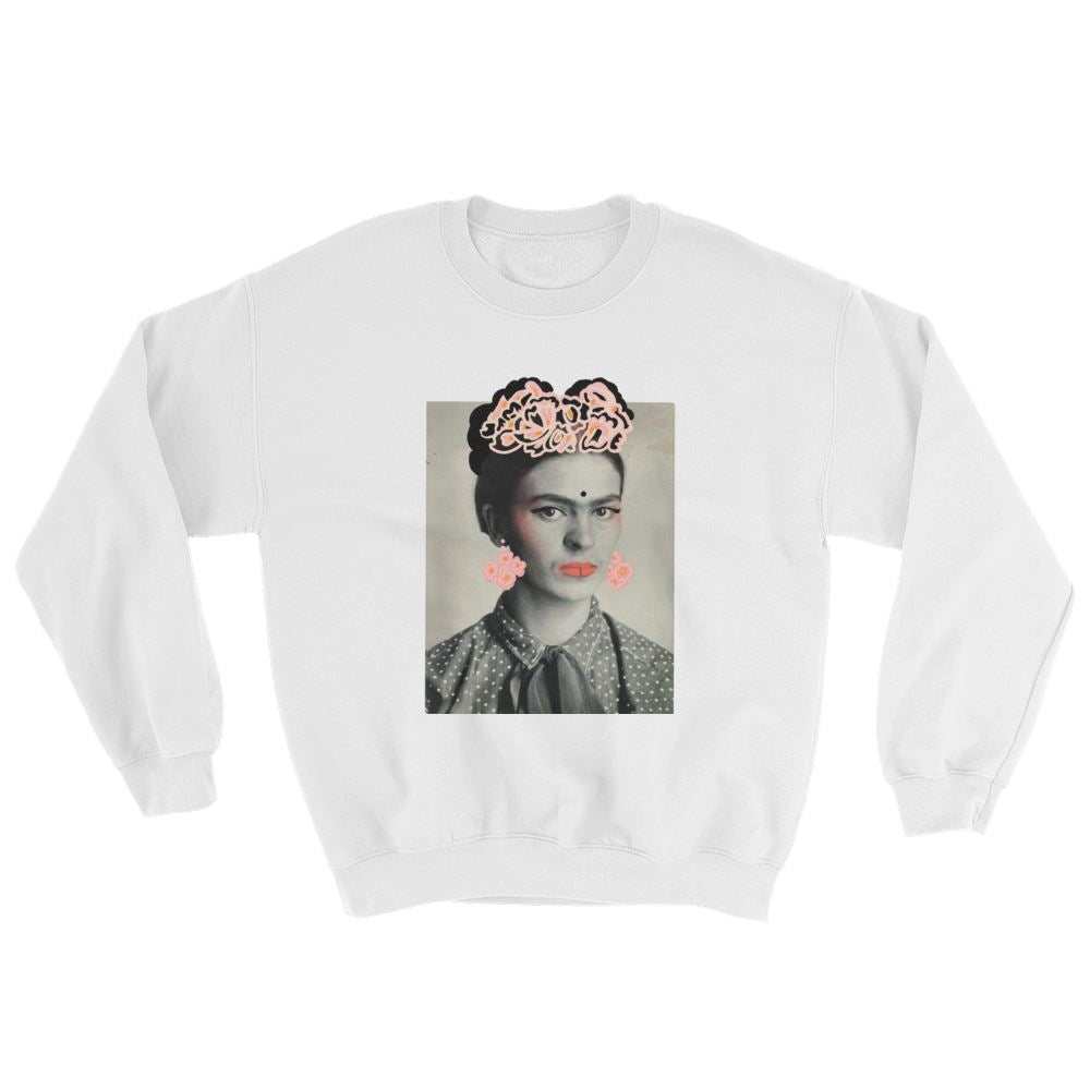 Immortal Flower Sweatshirt -  - FRIDA VIBES